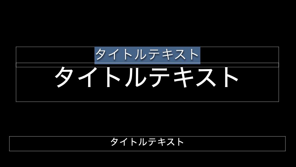 iMovieでできる3つの文字入れ機能