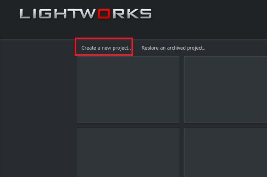 lightworksの導入方法