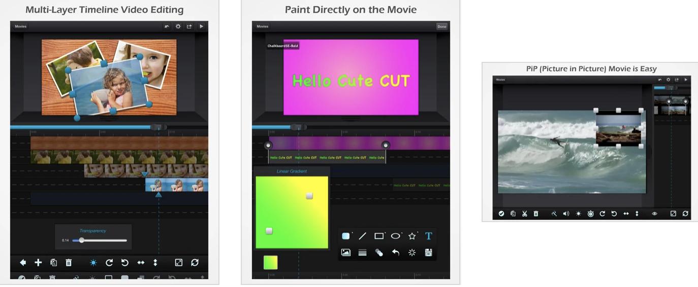 初心者でも簡単に操作できるCute CUT Pro の特徴は?使い方も一挙紹介!