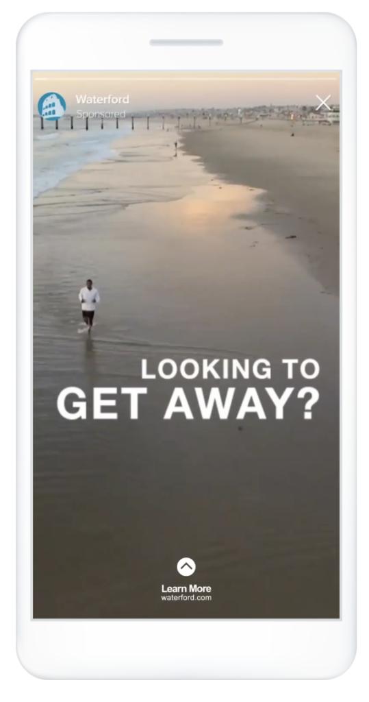 ストーリーズ広告