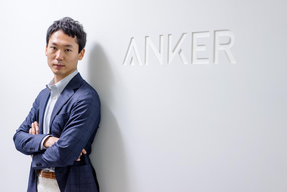 Anker Japan