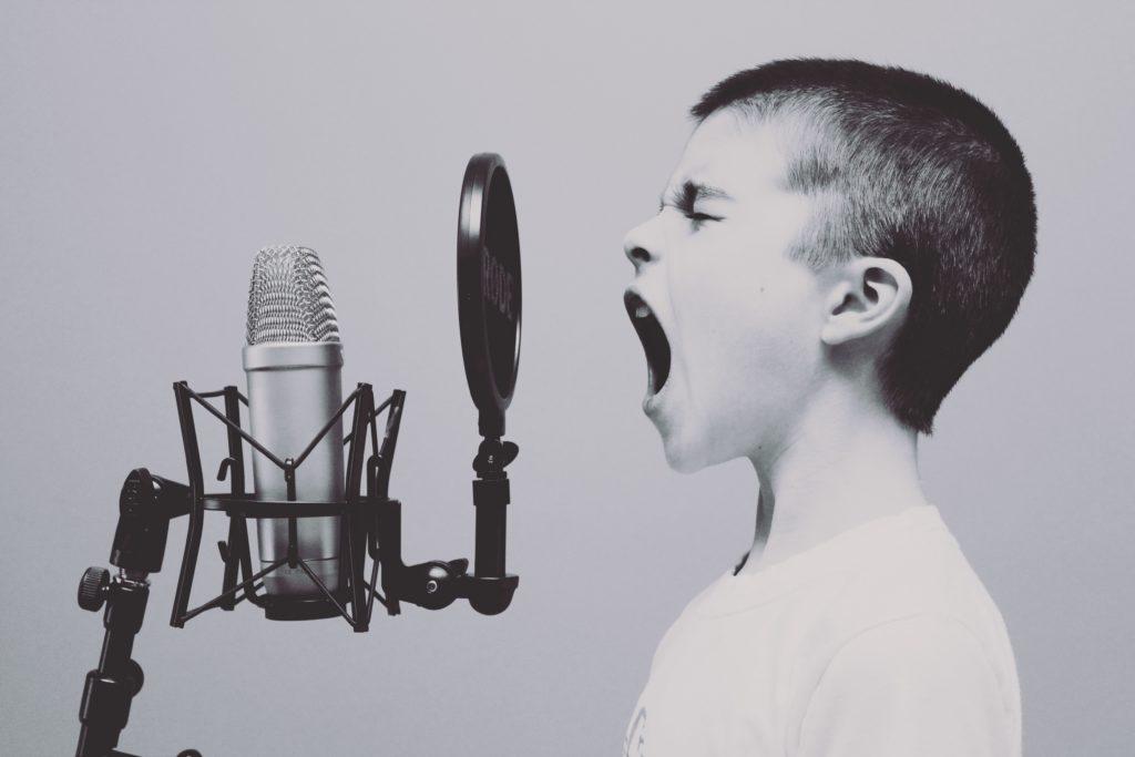 音声の質を高める