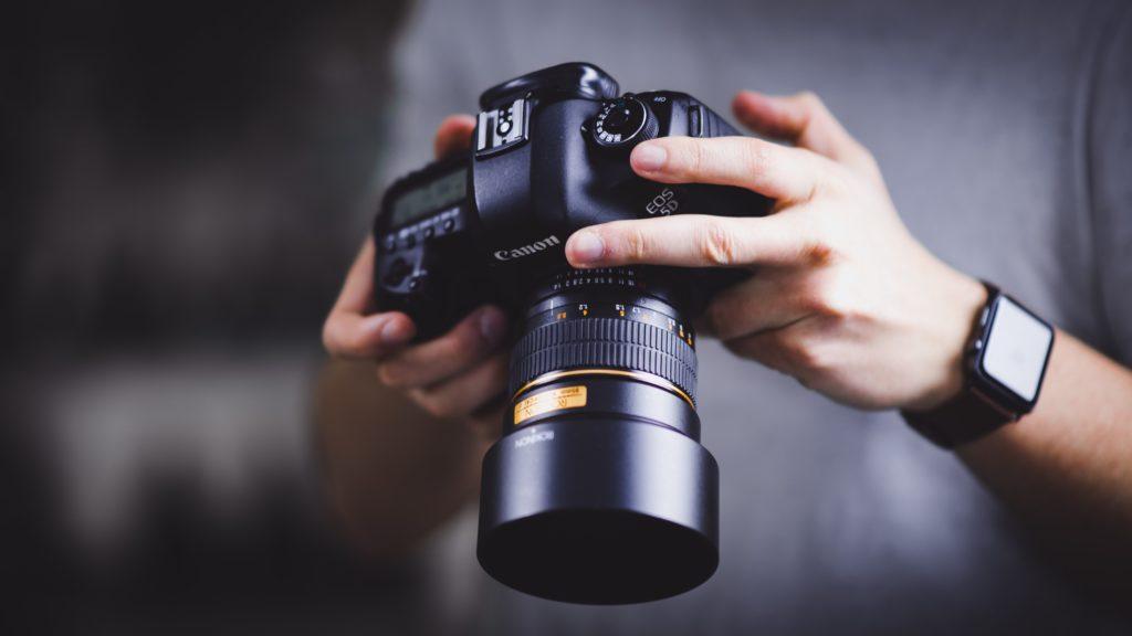 STEP1:撮影機材を準備する