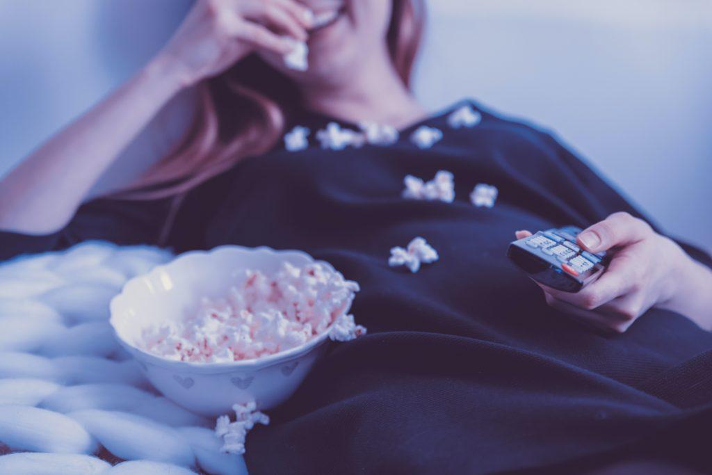 映画とテレビ番組